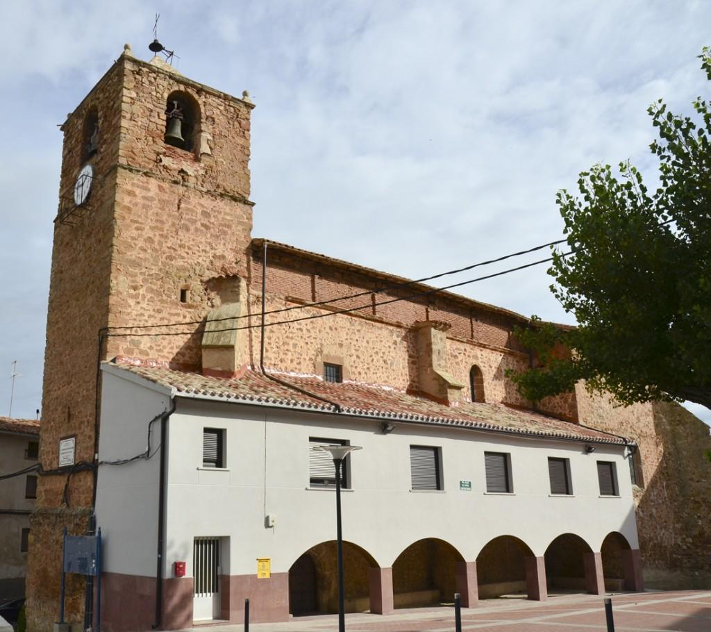 iglesia sorzano